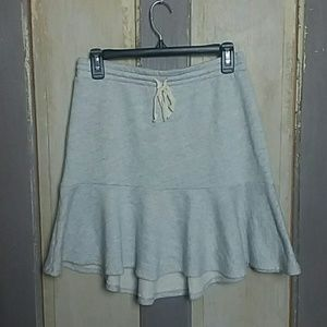 NWT Anthropologie Dolan High Low Skater Skirt
